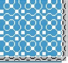 Trellis saved under weaving patterns also