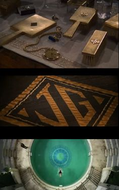 Texture and Monogramming in the Great Gatsby