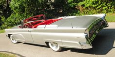 1960 Lincoln Continental Mark III 430 V8 Convertible