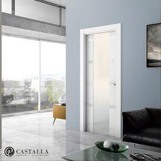 Puerta de Interior | Modelos Horus | Serie Imagin | Puertas Castalla Interior Doors, Oversized Mirror, Furniture, Home Decor, Models, Colors, Homemade Home Decor, Internal Doors, Home Furnishings