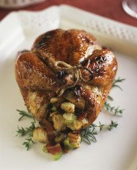 Easy, delicious and healthy Spinach Feta Stuffed Cornish Hen recipe from SparkRecipes. See our top-rated recipes for Spinach Feta Stuffed Cornish Hen.