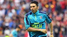 Jun 13: Italy goalkeeper Gianluigi Buffon plays in his 157th game for his country tonight #EURO2016