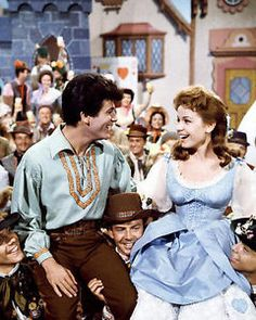 Walt Disney's 1962 Babes in Toyland (1963) Tommy Sands (Tommy Constantinople) Annette Funicello (Mary Timbucktoo)