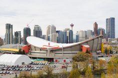 Scotiabank Saddledome, Calgary AB