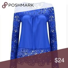 Spring Beauty Top Spring Beauty Top Polyester See through Shoulder and Arms Tops