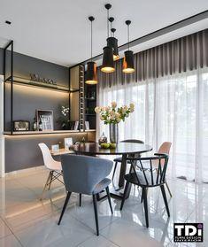 Small Restaurants, Loft Style, My Dream, My House, Interior Design, Table, Dreams, Inspiration, Furniture