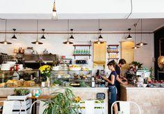 Albert & Moore - Cafe - Freshwater