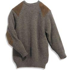 The Genuine Black Sheep Sweater - Hammacher Schlemmer