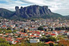 TRAVEL'IN GREECE I Kalambaka,Trikala, Greece, #travelingreece