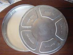 Eastman Kodak Co, Film Can, Film Canister, Tin Film Can, Industrial Storage, Retro Decor, Metal Storage