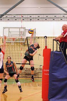 Volleyball, Patriotes Université du Québec à Trois-Rivières (UQTR)