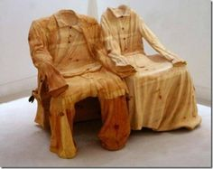 Risultati immagini per tallados en madera Funky Furniture, Wood Furniture, Unusual Furniture, Chair Pictures, Art Pictures, Tree Carving, Carving Board, Wood Creations, Wooden Art