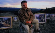 Thomas Kinkade, died on Friday at his home in California, from what is believed to have been from natural causes.
