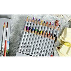 24 Color Art Pencil(24PCS) 5387066 2017 – $17.09