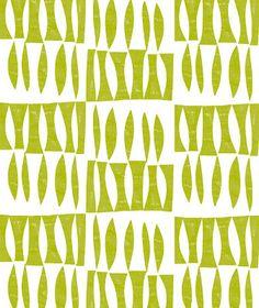 Leaf pattern  copyright Alanna Cavanagh 2012