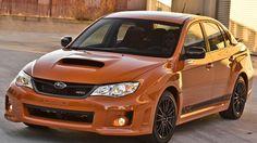 2014 Subaru WRX Limited