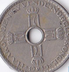 Norway Norwegian 1 One Krone Coins Europe Coins For Sale, Norway, Europe