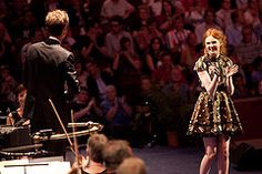 Doctor Who Proms 201: Karen and Ben by crazybobbles