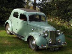 1951 Ford V8 Pilot Ford V8, Car Ford, My Dream Car, Dream Cars, Old Bangers, Vintage Cars, Antique Cars, Classic Cars Usa, Ford Zephyr