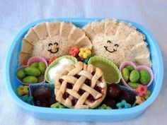 Gluten-Free Lunch Ideas for All Ages | Eat Good Feel Good #Food #Art