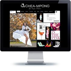 Achea Mpong E-commerce website built with wordpress.