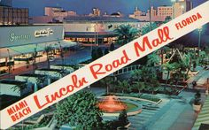 https://flic.kr/p/LbSFNB   The Lincoln Road Mall, Miami, Florida