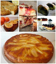 6 Bizcochos de Fruta que son Esponjosos, Jugosos y llenos de Sabor!