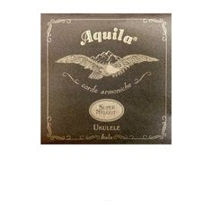 Aquila Super Nylgut Concert String Set with Low G