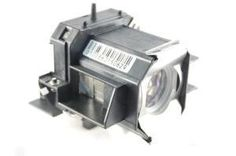 Epson ELPLP39 replacement projector lamp bulb with housing - high quality replacement lamp by Shopforbattery. $69.00. This Shopforbattery part number SFP-293_123866 is the premium projector lamp that replaced the Epson ELPLP39. This projector lamp is a brand new lamp with NEW housing and tested to be 100% OEM compatible. It is different from other sellers that only sell the bare lamp or bare bulb. This Epson ELPLP39 projector lamp is made in Taiwan and comes with 90 da...