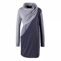 Versus Plus Dress Light Gray - Ucon Elle