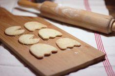 Sablés sans gluten à l'huile de coco et à la fleur de sel : Absofruitly !