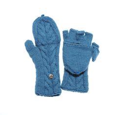 Women's Convertible Fingerless Gloves