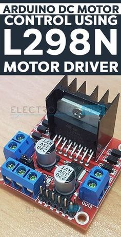 In this project, we will see how to control a DC Motor using Arduino and L298N Motor Driver. There are different ways to control a DC Motor but the Arduino DC Motor Control using L298N Motor Driver is becoming quite popular for many reasons.