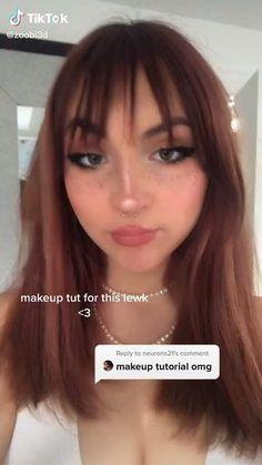 Doll Eye Makeup, Face Makeup Tips, Punk Makeup, Edgy Makeup, Grunge Makeup, Makeup Inspo, Makeup Ideas, Cute Makeup Looks, Creative Makeup Looks