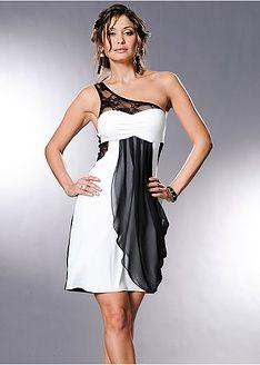 Čierne šaty • Bon prix