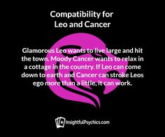 Cancer Leo Cusp Dating Leos Pizza