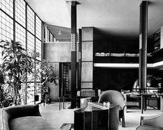 Maison de verre, Bijvoet & Chareau - ATLAS OF PLACES