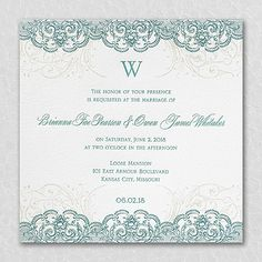 Suit Your Fancy Wedding Invitation - White 40% Off | 2 COLORS AVAILABLE | http://mediaplus.carlsoncraft.com/Wedding/Wedding-Invitations/3283-LL36031WH-Suit-Your-Fancy--Invitation--White.pro?pvc=&qty=0 | LL36031WH Flourishes and romance suit your fancy? Then this white, letterpress wedding invitation is the perfect way to introduce your big day. Choose the options that show your style.