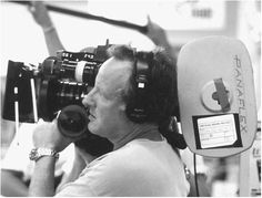 [Why is he touching the camera!?] Michael Mann
