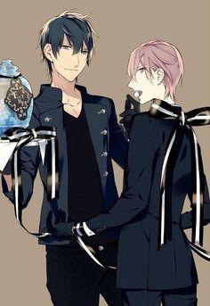 Kurose & Shirotani | Ten Count #manga #yaoi