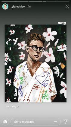 Tyler Oakley, Movie Posters, Movies, Art, Art Background, Films, Film Poster, Kunst, Cinema