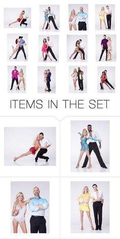 """""""Dancing with the Stars Season 24"""" by roseangel21 on Polyvore featuring art"""