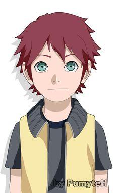 Baby Dei Anime Oc, Otaku Anime, Naruto Gaara, Anime Naruto, Naruto Girls, Narusaku, Boruto, Naruto Oc Characters, Naruto Pictures