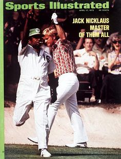 Jack Nicklaus - April 17, 1972