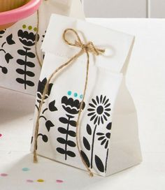 Create project after project with Handmade Charlotte's No Fail Peel + Stick Stencils at Michaels Stores