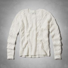 Womens Micah Sweater   Womens Sweaters   eu.Abercrombie.com