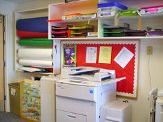 Children's Ministries Work Space