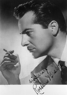 Rossano Brazzi, omw..him, singing some enchanted evening.. Is the best thing!!