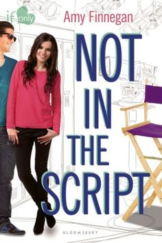 Loved NOT IN THE SCRIPT by the charming and local Amy Finnegan. Can't wait until she comes to our book club in August.