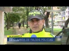 CAPTURAN BANDA DE FALSOS POLICÍAS EN BOGOTÁ